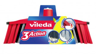 Щетка Виледа универсальная 3 Екшн Vileda 3Action broom